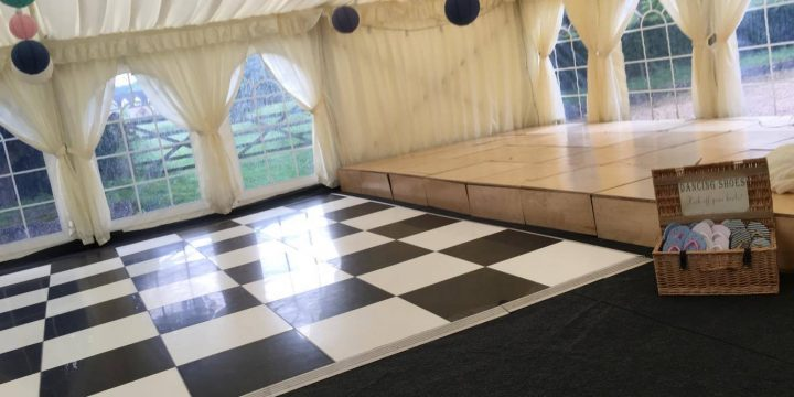 Dancefloor and Stage