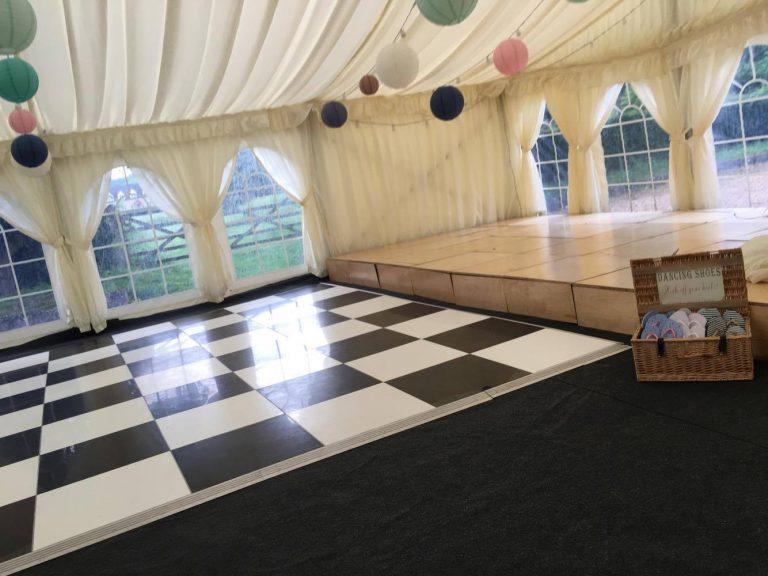 Dancefloor and Stage